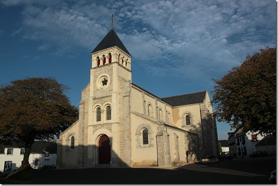 Église de Saint-Molf (Photo Llann Wé)